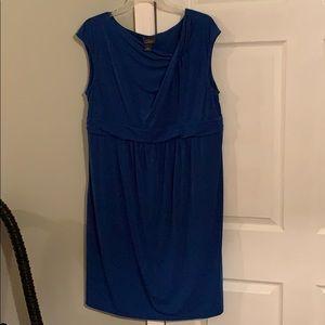 EUC Oh Baby Motherhood Maternity Dress Sz XL